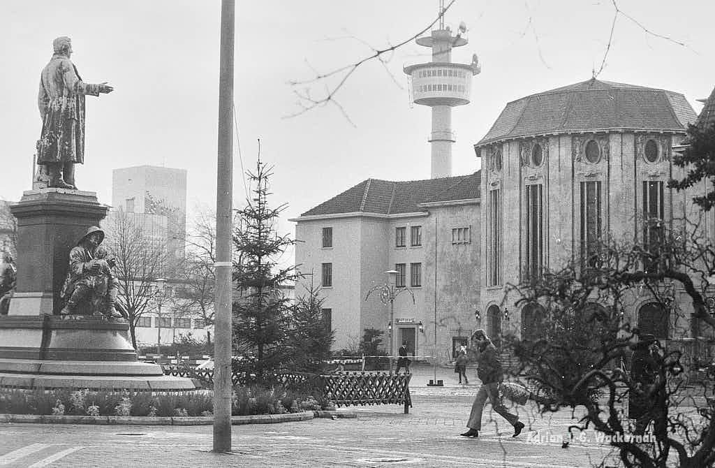 Theodor Heuss Platz Bremerhaven