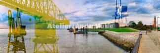 Fotografie Kompositionen Bremerhaven Lohmanndeich © 2017 Adrian J.-G. Wackernah - 000505