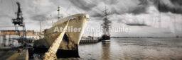 Fotografie Kompositionen Bremerhaven Seebäderkaje © 2014 Adrian J.-G. Wackernah - 000668
