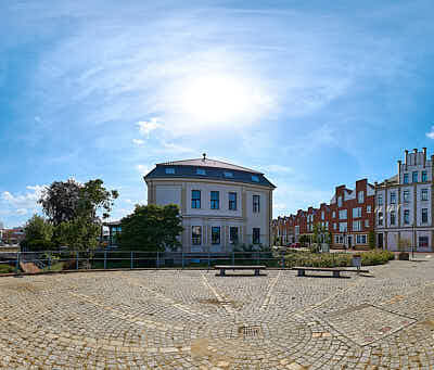 Produktbild Bremerhaven Villa Seebeck © 2015 Adrian J.-G. Wackernah - 000468