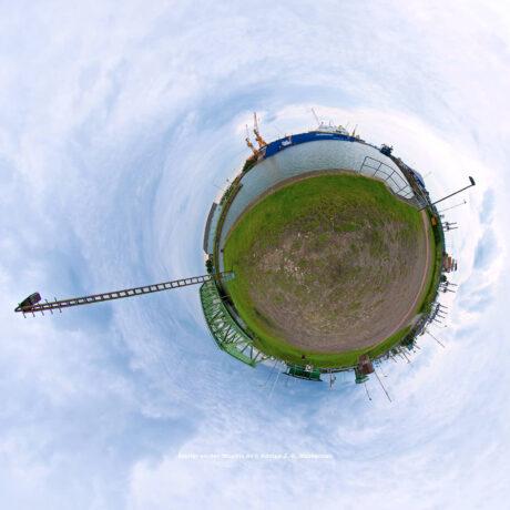 Bremerhaven Lloyd Werft Dock © 2015 Adrian J.-G. Wackernah - 000453