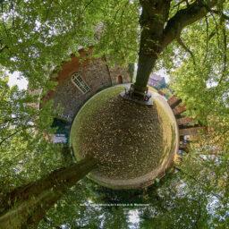 Bremerhaven Unter den Bäumen, Wulsdorfer Kirche © 2015 Adrian J.-G. Wackernah - 000496