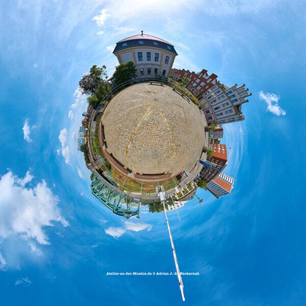 Bremerhaven Villa Seebeck © 2015 Adrian J.-G. Wackernah - 000470