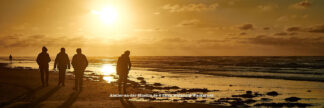 Juist Sonnenuntergang © 2015 Ilona Weinhold-Wackernah - 000206