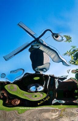 Verzerrtes Seefelder Mühle © 2003 Ilona Weinhold-Wackernah - 000788