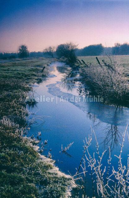 Bad Bederkesa Graben © Im Moor © 2006 Ilona Weinhold-Wackernah (VG Bild-Kunst Nr.- 2218881) - 000716.jpg
