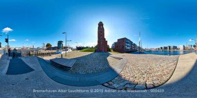 Bremerhaven Alter Leuchtturm © 2015 Adrian J.-G. Wackernah