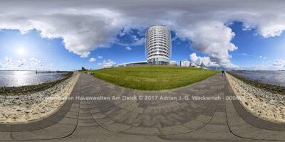 Bremerhaven Havenwelten Am Deich © 2017 Adrian J.-G. Wackernah