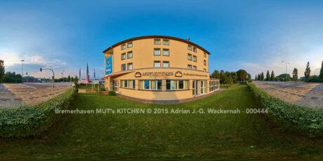 Bremerhaven MUT's KITCHEN © 2015 Adrian J.-G. Wackernah