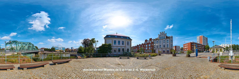 Bremerhaven Villa Seebeck © 2015 Adrian J.-G. Wackernah - 000468
