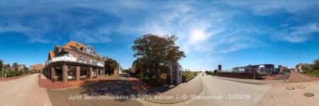 Juist Bahnhofstrasse © 2015 Adrian J.-G. Wackernah - 000479