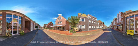 Juist Friesenstrasse © 2015 Adrian J.-G. Wackernah - 000493