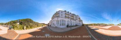 Juist Kurhaus © 2015 Adrian J.-G. Wackernah - 000475
