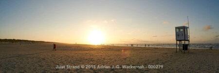 Juist Strand © 2015 Adrian J.-G. Wackernah - 000279