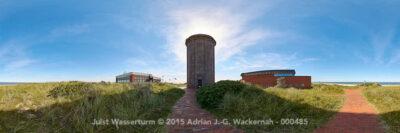 Juist Wasserturm © 2015 Adrian J.-G. Wackernah - 000485