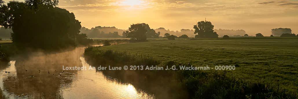 Fotografie Loxstedt An der Lune © 2013 Adrian J.-G. Wackernah