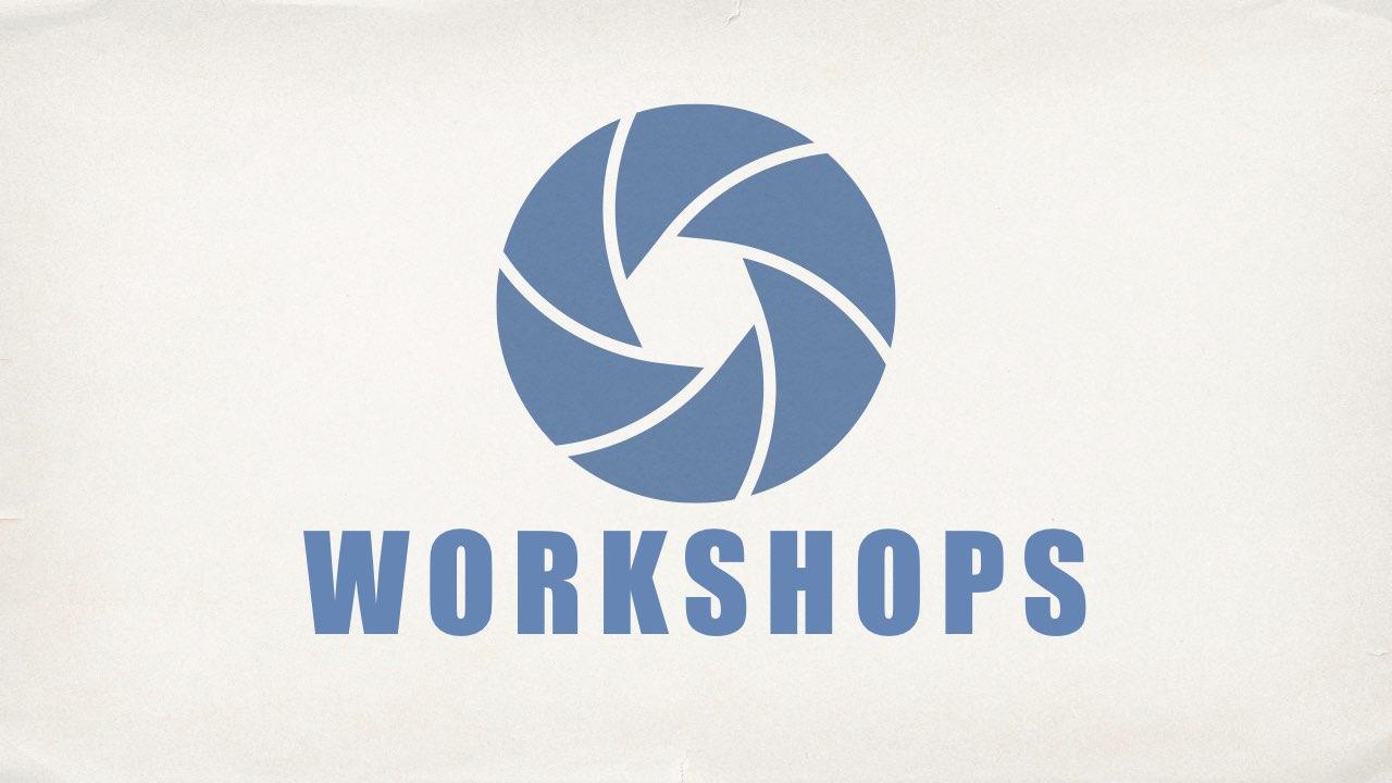 Workshops – max. 6 Teilnehmer