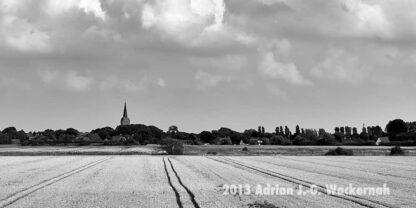 Fotografie Wremen Das Dorf © 2013 Adrian J.-G. Wackernah