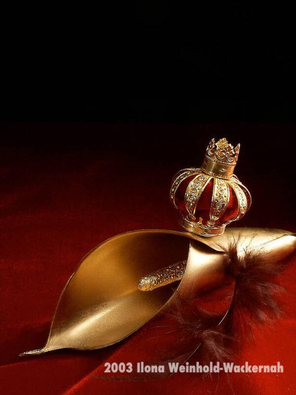 Fotografie ZauberCalla Goldene Krone © 2003 Ilona Weinhold-Wackernah