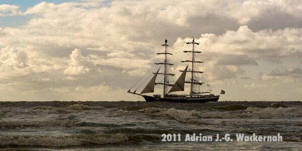 Fotografie Norderney Mercedes © 2011 Adrian J.-G. Wackernah