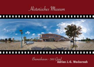 Postkarte Bremerhaven Historisches Museum © 2015 Adrian J.-G. Wackernah