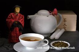 Fotografie Tee-Genuss China blanc © 2008 Ilona Weinhold-Wackernah