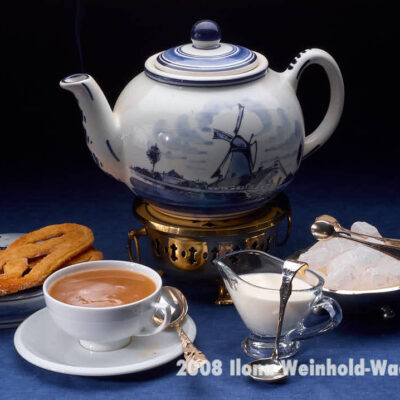 Fotografie Tee-Genuss Friesenkanne © 2008 Ilona Weinhold-Wackernah
