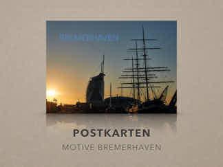 Postkarten Bremerhaven