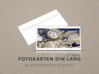Fotokarten DIN lang