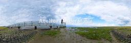 Fotografie Dorum Leuchtturm Obereversand © 2015 Adrian J.-G. Wackernah - 000450