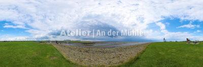 Fotografie Dorum Neufeld Hafen © 2015 Adrian J.-G. Wackernah - 000448