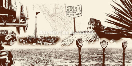 Fotografie Kompositionen El Paso Texas © 2018 Adrian J.-G. Wackernah - 000972