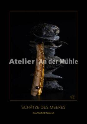 Fotografie Schätze des Meeres Goldene Scheidenmuschel © 2015 Ilona Weinhold-Wackernah - 000857