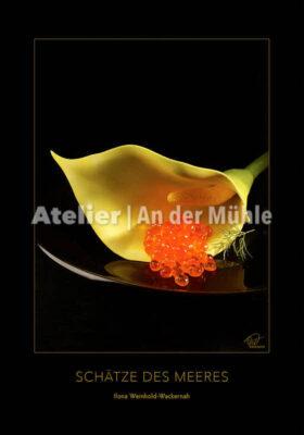 Fotografie Schätze des Meeres Haute Cuisine © 2003 Ilona Weinhold-Wackernah - 000858