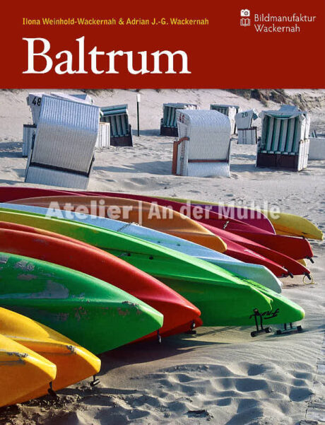 Titel eBook Baltrum Bilderbuch