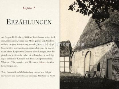 eBook Jan van Moor Kapitel 1