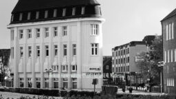 Fotografie Borkum Kurverwaltung © 2003 Adrian J.-G. Wackernah - 001098