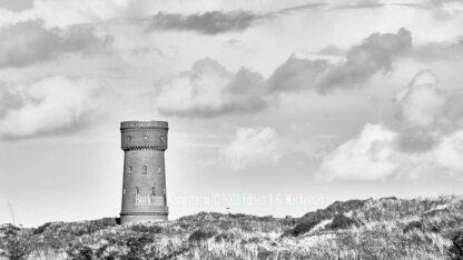 Fotografie Borkum Wasserturm © 2003 Adrian J.-G. Wackernah - 001099