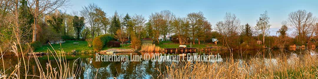 Fotografie Bremerhaven Lune © 2013 Adrian J.-G. Wackernah - 001071