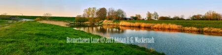 Fotografie Bremerhaven Lune © 2013 Adrian J.-G. Wackernah - 001075