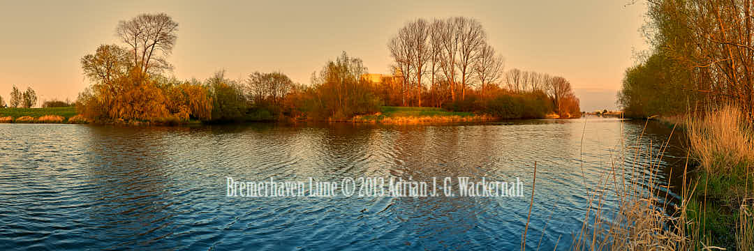 Fotografie Bremerhaven Lune © 2013 Adrian J.-G. Wackernah - 001076