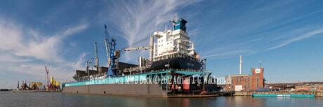 Fotografie Bremerhaven MWB Dock © 2012 Adrian J.-G. Wackernah - 001079