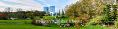 Produktbild Bremerhaven Park © 2013 Adrian J.-G. Wackernah - 000398