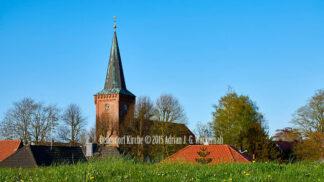 Fotografie Dedesdorf Kirche © 2015 Adrian J.-G. Wackernah - 001108