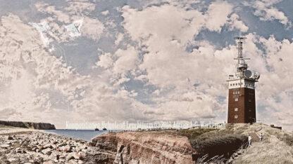 Fotografie Kompositionen Helgoland Leuchtturm © 2018 Adrian J.-G. Wackernah - 001039