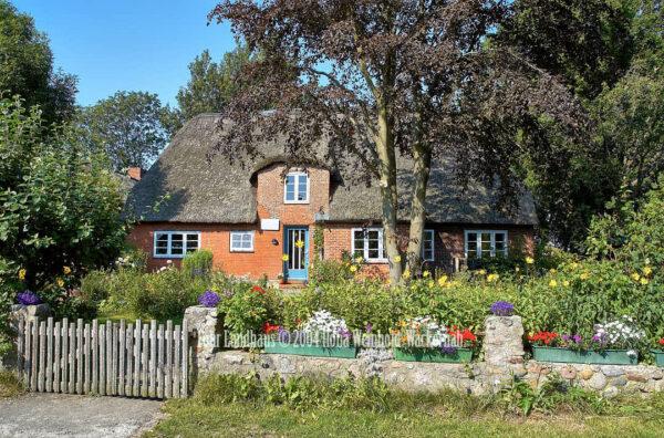 Fotografie Föhr Landhaus © 2004 Ilona Weinhold-Wackernah - 001113