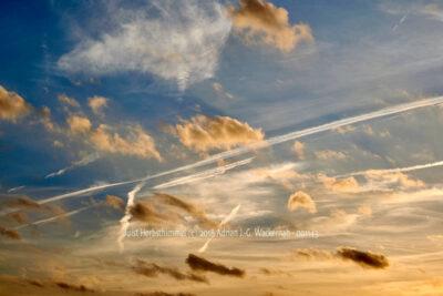 Fotografie Juist Herbsthimmel © 2018 Adrian J.-G. Wackernah - 001143