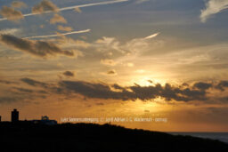 Fotografie Juist Sonnenuntergang © 2018 Adrian J.-G. Wackernah - 001149