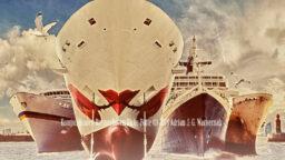 Fotografie Kompositionen Bremerhaven Dicke Pötte © 2018 Adrian J.-G. Wackernah - 001085