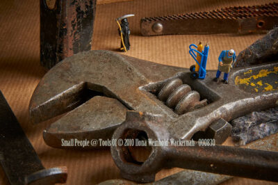 Fotografie Small People @ Tools 01 © 2010 Ilona Weinhold-Wackernah - 000830